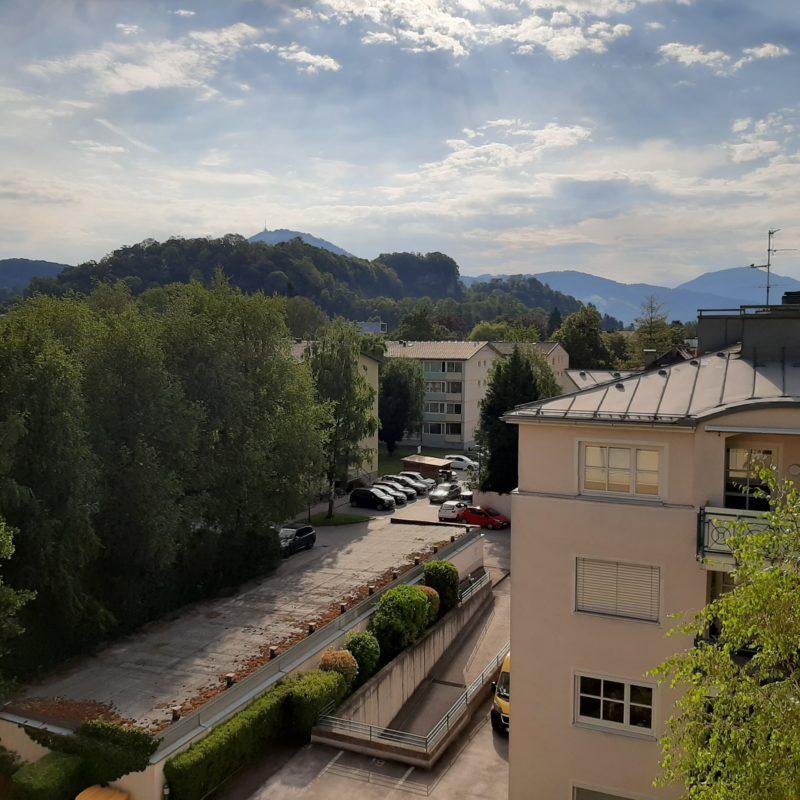 Renovierte Garconniere in Salzburg-Maxglan