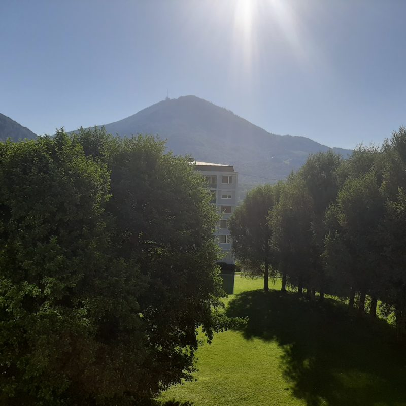3,5-Zimmerwohnung mit Loggia in Parsch